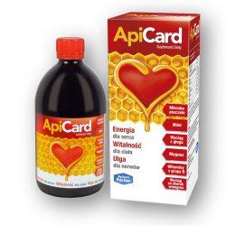 Apicard syrop 500ml