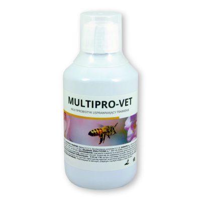MULTIPRO-VET - Probiotyk usprawniający trawienie