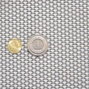 Siatka aluminiowa 8x4x1 mm
