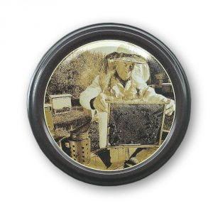 Nakrętka na słoik z miodem DUŻA fi 82mm N830