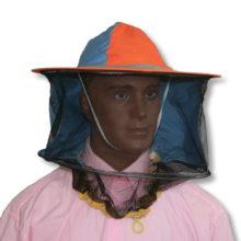 Kapelusz pszczelarski SOCHA materiał z tyłu