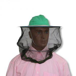 Kapelusz pszczelarski SOCHA siatka z tyłu