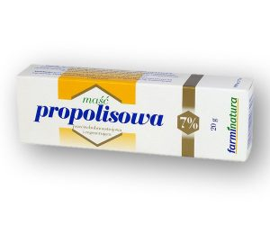 Maść propolisowa 7%