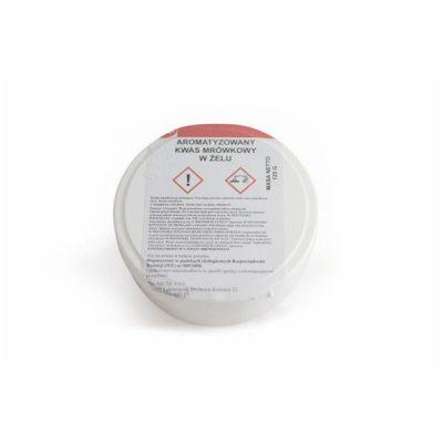 Aromatyzowany kwas mrówkowy w żelu