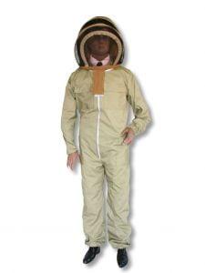 Kombinezon pszczelarski typ kosmonauta - L - Socha