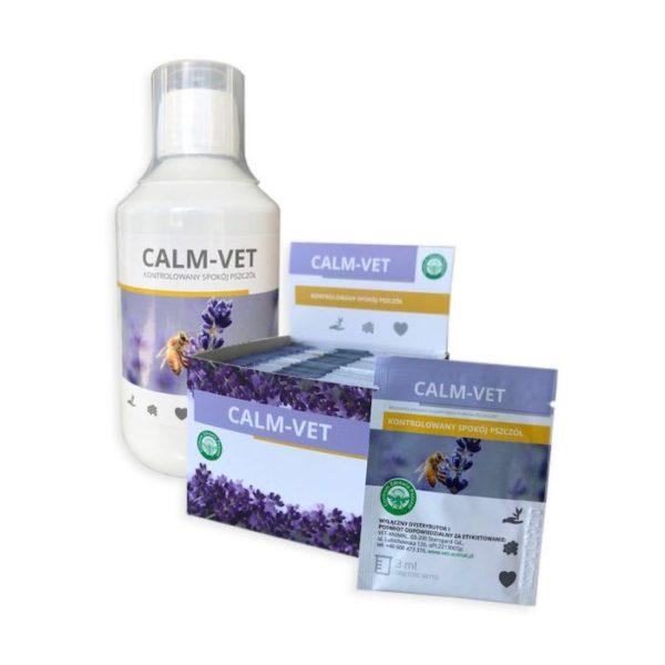 CALM-VET preparat uspokajający pszczoły