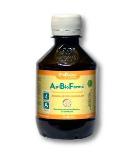 ApiBioFarma probiotyki z ziołami dla pszczół 200 ml