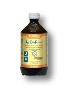 ApiBioFarma probiotyki z ziołami dla pszczół 500 ml