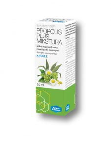 Propolis plus mikstura krople
