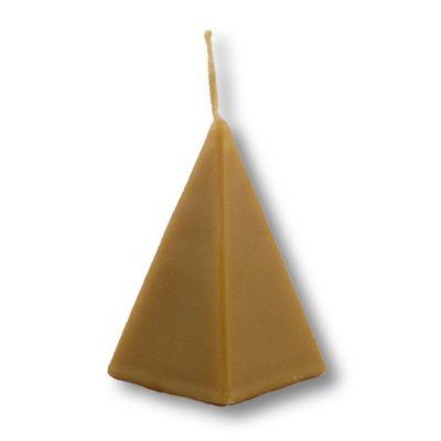 Świeca piramida