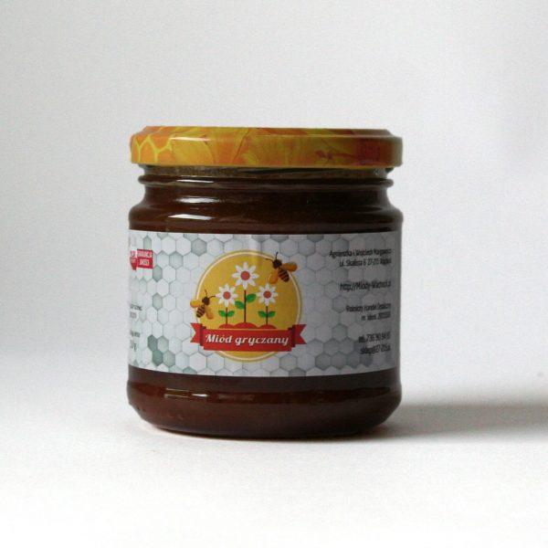 Miód gryczany - 250 g