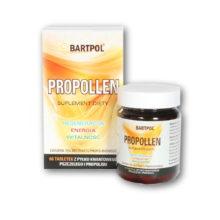 PROPOLLEN - tabletki z pyłkiem kwiatowym i propolisem