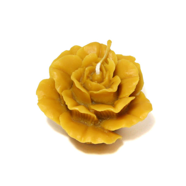 Świeca Pąsowa Róża