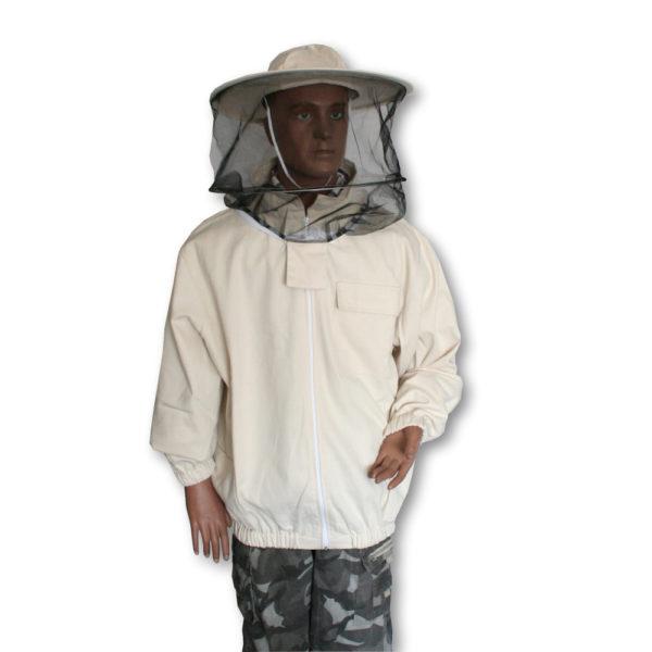 Bluza pszczelarska rozpinana